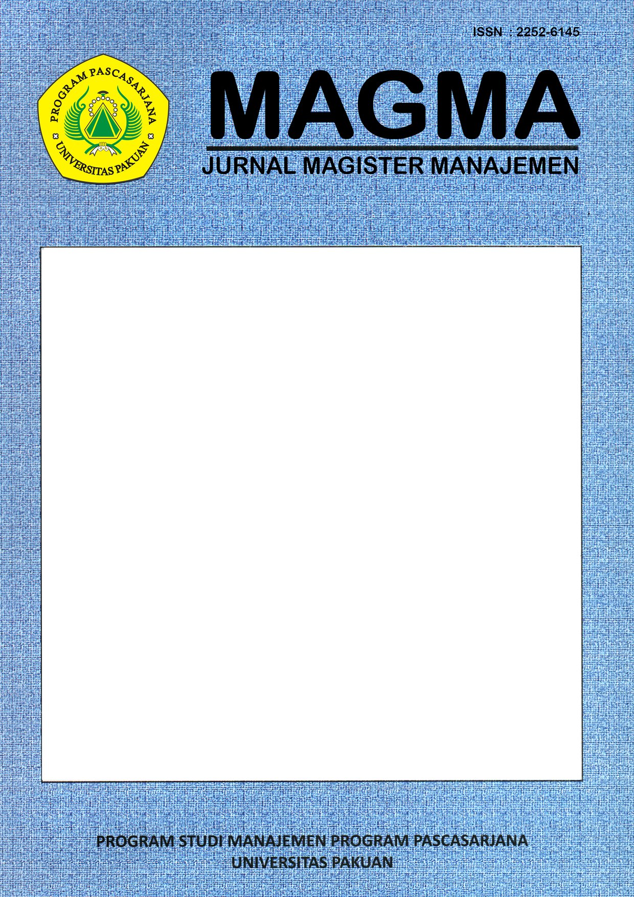 E Journal Universitas Pakuan
